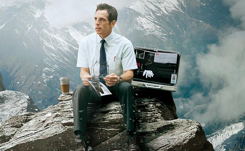 Что посмотреть ввыходные: фильмы опутешествиях. «Невероятная жизнь Уолтера Митти», 2013