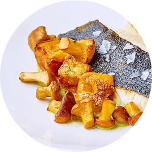 Погрибы: сезон лисичек вмосковских ресторанах. «Честная кухня»