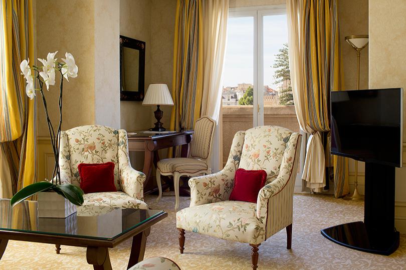 Идея наканикулы: Hotel Metropole Monte-Carlo— позаконам бибопа. Suite deluxe