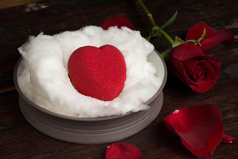 20 лучших идей ко Дню всех влюбленных в ресторанах Москвы. «Фаренгейт»