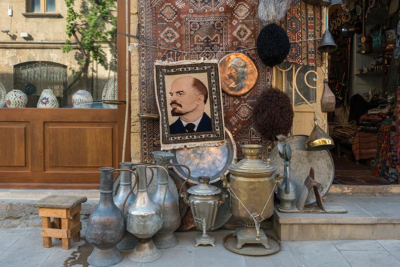 Идея на каникулы: историческая современность Баку
