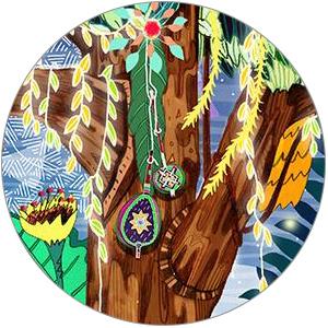 Диджей-сет отGuy JвShanti inthe Garden