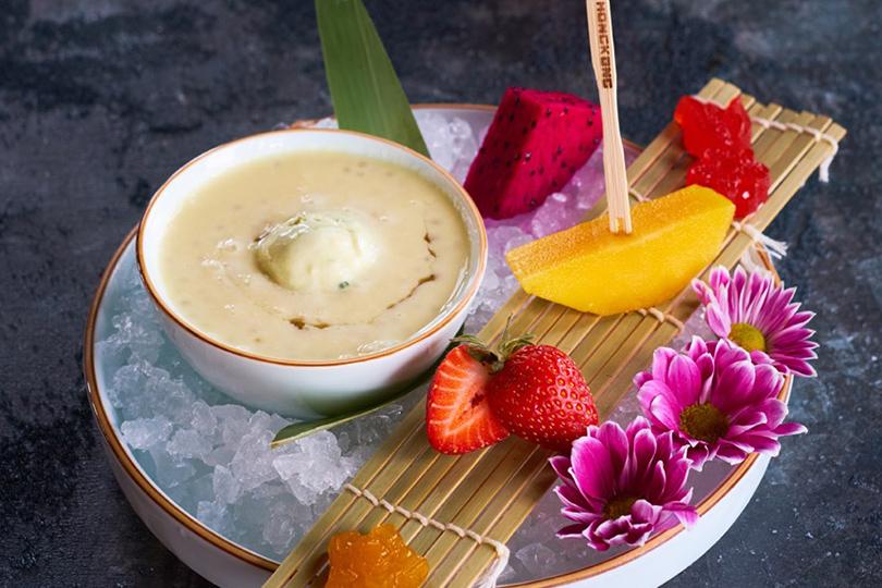 Всвоей тарелке: холодные супы вресторанах Москвы. Hong Kong
