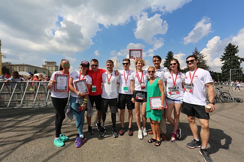 Благотворительный забег Натальи Водяновой «adidas Бегущие сердца» собрал 37 млн рублей!