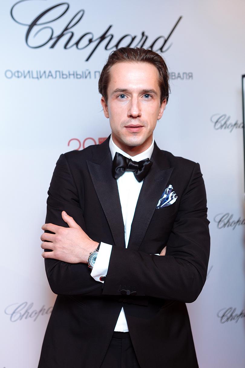 Егор Корешков (вчасах изапонках Chopard)