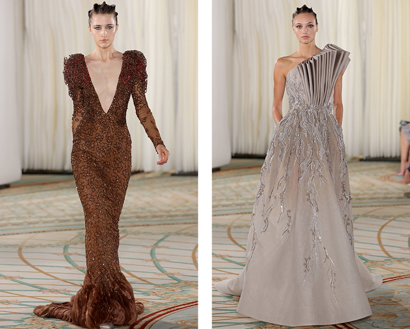 Haute Couture Fall Winter 2019/2020: Tony Ward
