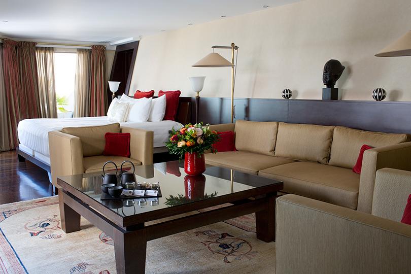 Идея наканикулы: Hotel Metropole Monte-Carlo— позаконам бибопа. Suite Designer