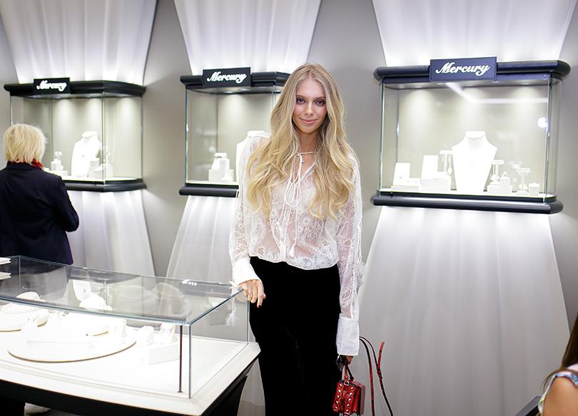 Коктейль Pasquale Bruni на Vogue Fashion's Night Out