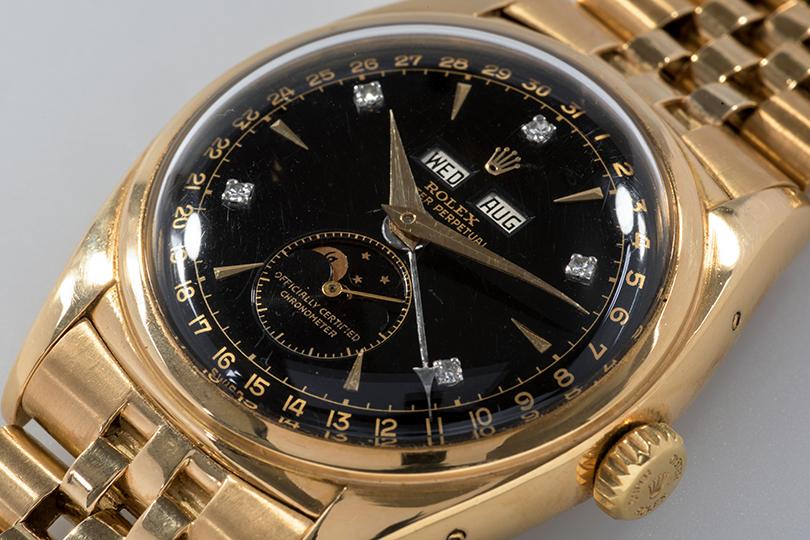 Watches &People сСергеем Серебряковым: лучшие лоты часовых аукционов мая. Rolex 6062