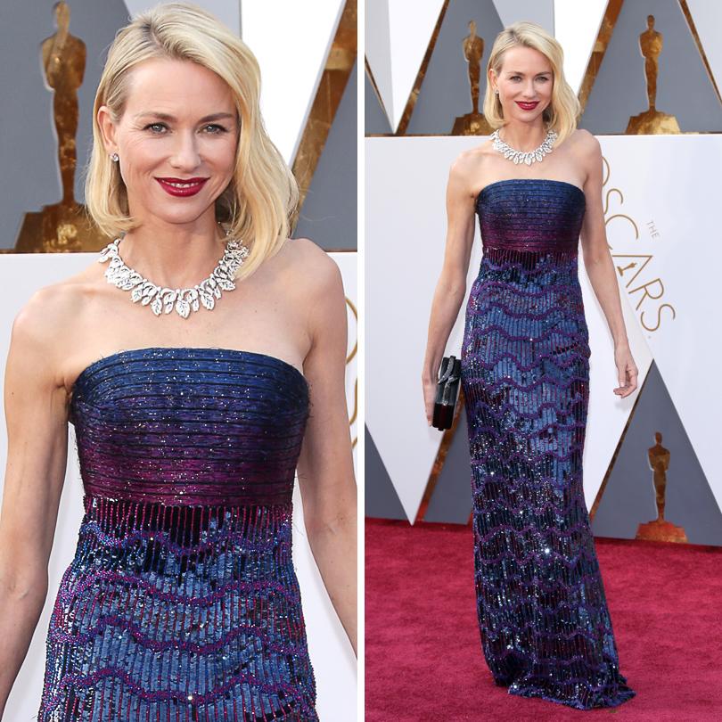 Oscars Special 2016: Наоми Уоттс в Armani Prive