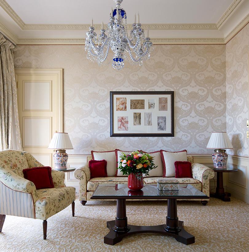 Идея наканикулы: Hotel Metropole Monte-Carlo— позаконам бибопа. Suite Prestige