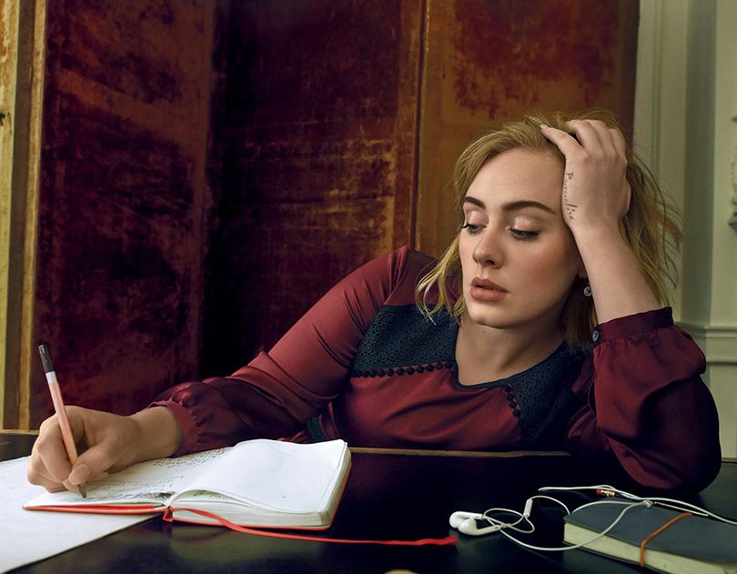 Психология успеха: Энни Лейбовиц. Как стать знаменитым фотографом. Адель