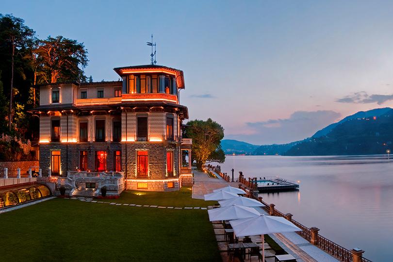 Идея наканикулы: Пасха вевропейских отелях. Озеро Комо, Италия: отель CastaDiva Resort &Spa