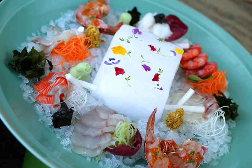 Японский ресторан Yoshi