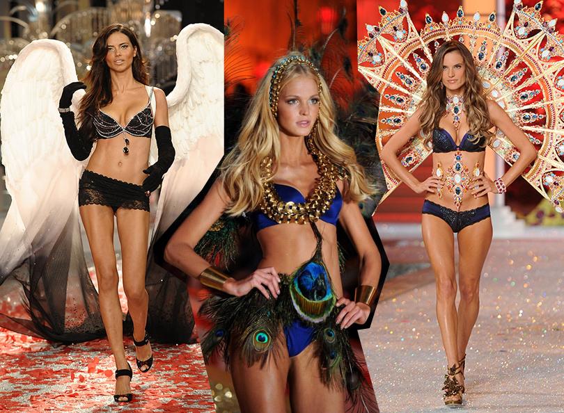 Style Notes: секреты Victoria's Secret. Как превратить бренд в культурный феномен? 2007-2014 годы. Продолжение эволюции: от модного показа до зрелищного спектакля.