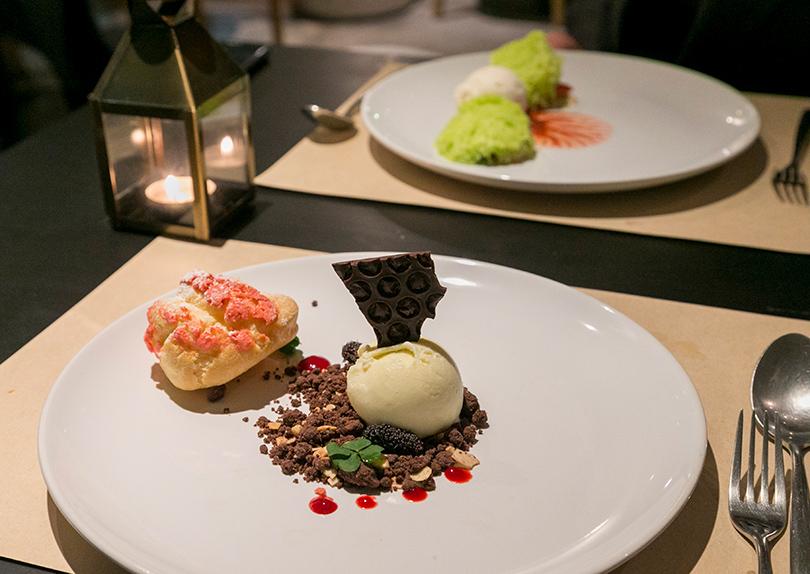 Хороший вкус: лучшие рестораны Бангкока. Часть2: LeDu