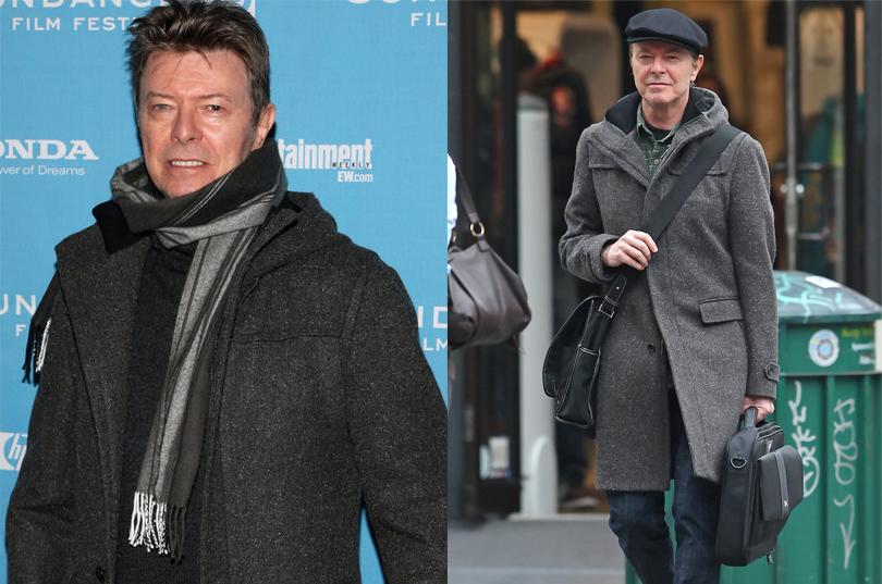 Современный Боуи — самый стильный мужчина Великобритании по мнению GQ