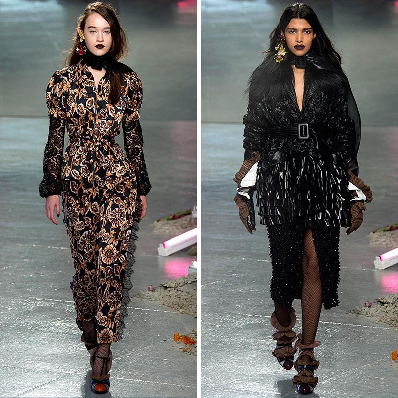 Самые яркие моменты New York Fashion Week 2016: Rodarte