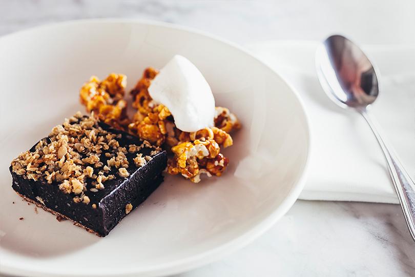Saxon + Parole. Шоколадный торт