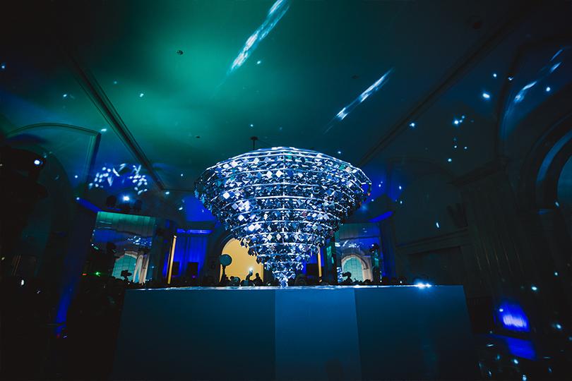 Гала-ужин Tiffany&Co.послучаю открытия нового магазина вМоскве