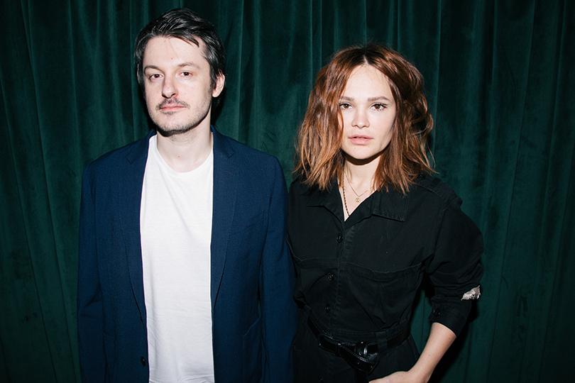 Илья Найшуллер и Дарья Чаруша