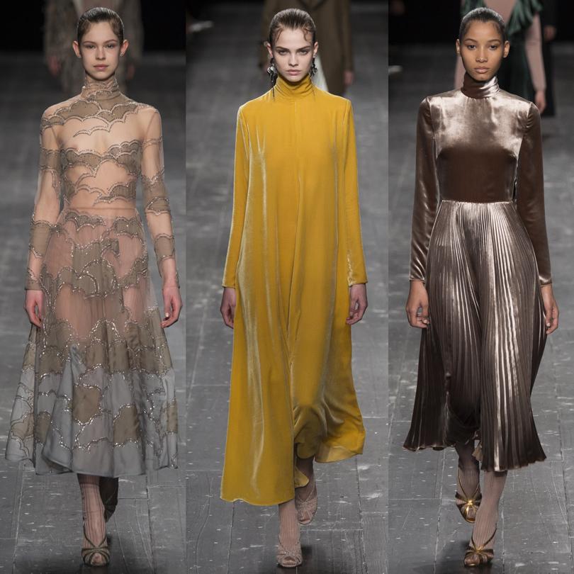 Самые знаковые показы Недели моды в Париже, 2016: Valentino