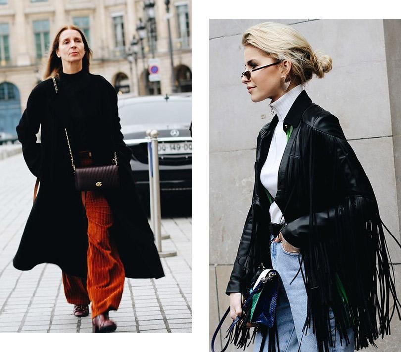 Street Style: лучшие образы уличной моды сParis Couture осень-зима— 2018. Карла Отто. Каролина Даур