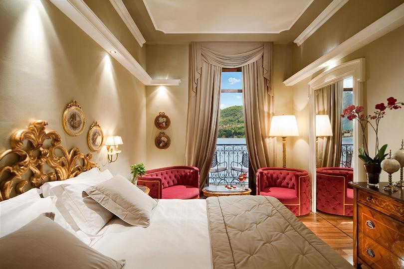Идея наканикулы: Пасха вевропейских отелях. Озеро Комо, Италия: Grand Hotel Tremezzo