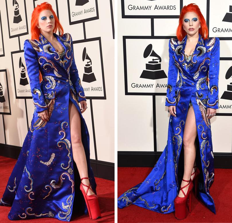 «Грэмми-2016»: Леди Гага