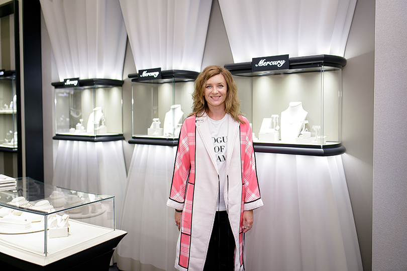 Коктейль Pasquale Bruni на Vogue Fashion's Night Out: Анита Гиговская