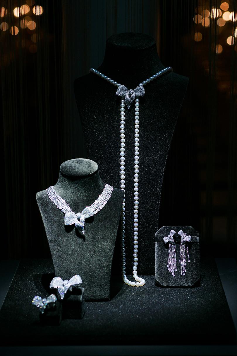 Закрытый гала-ужин и презентация ювелирной коллекции Damiani в Москве