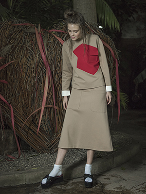 10молодых российских модных брендов, вкоторые выточно влюбитесь. Erma