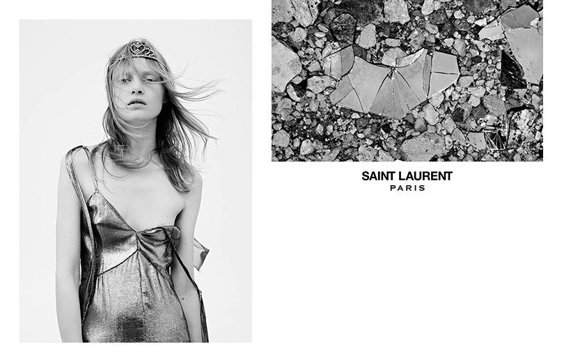Лучшие рекламные кампании сезона весна-лето 2016: Saint Laurent