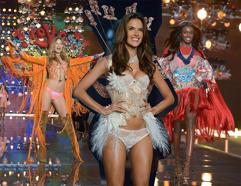 Style Notes: секреты Victoria's Secret. Как превратить бренд в культурный феномен? 2015 год. Юбилейный показ: 20 лет на подиуме.