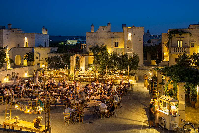 Идея наканикулы: Пасха вевропейских отелях. Апулия, Италия: отели Borgo Egnazia