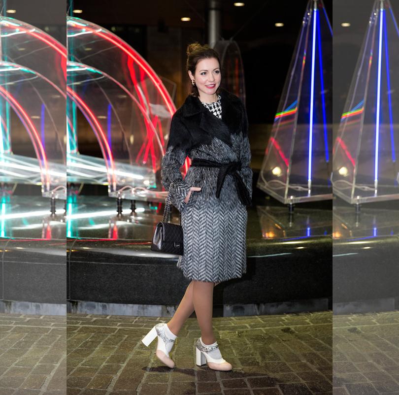 Сelebrity Travel. Таня Геворкян: 11вещей, ради которых обязательно стоит лететь вЦюрих. На Татьяне: платье MSGM, пальто иобувь— собственность