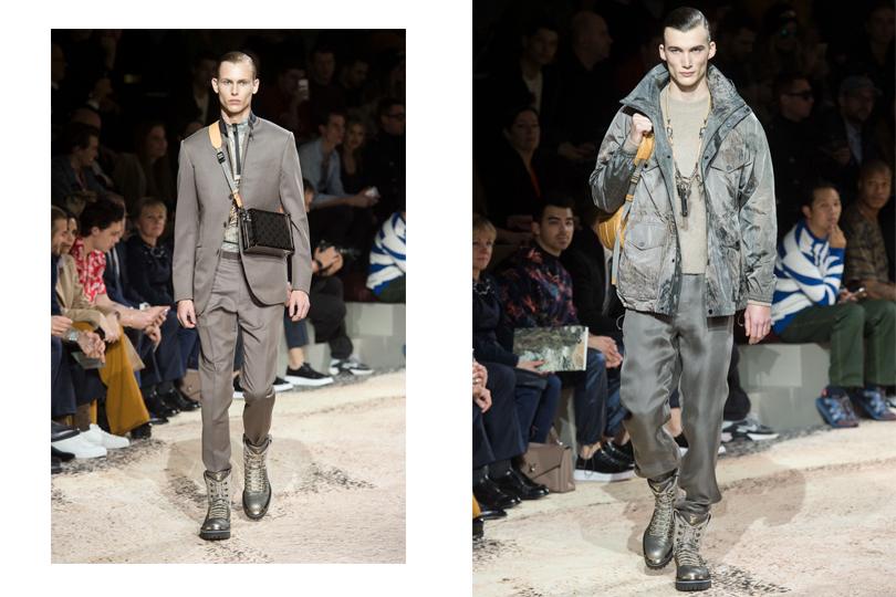 Последнее шоу Кима Джонса для Louis Vuitton