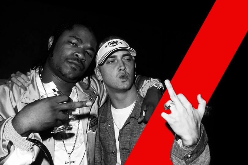 Что такое рэп-баттл ипочему мыэто смотрим? Eminem