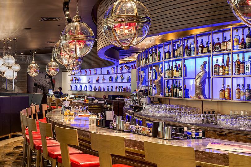 Адрес дня: Александр Раппопорт открыл два ресторана в Сочи. Ресторан «Китайская грамота. Бар иЕда»