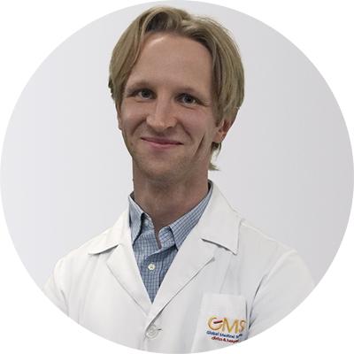 Кирилл Ильин, ведущий эмбриолог «GMS ЭКО», врач клинической лабораторной диагностики