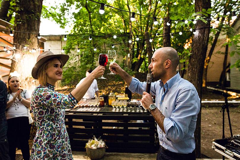 Ольга Рубец и Евгений Папунаишвили