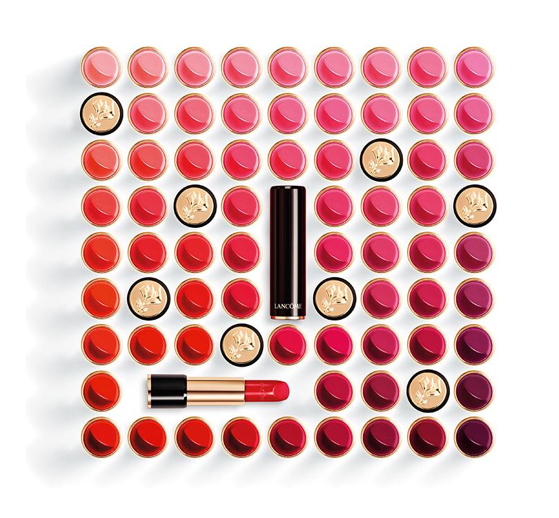 Lancôme дал Лизе Элдридж карт-бланш насоздание 50новых оттенков розового икрасного