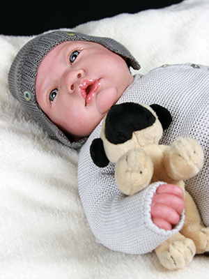 Идея подарка: новая коллекция кукол-«реборнов» Antonio Juan Munecas