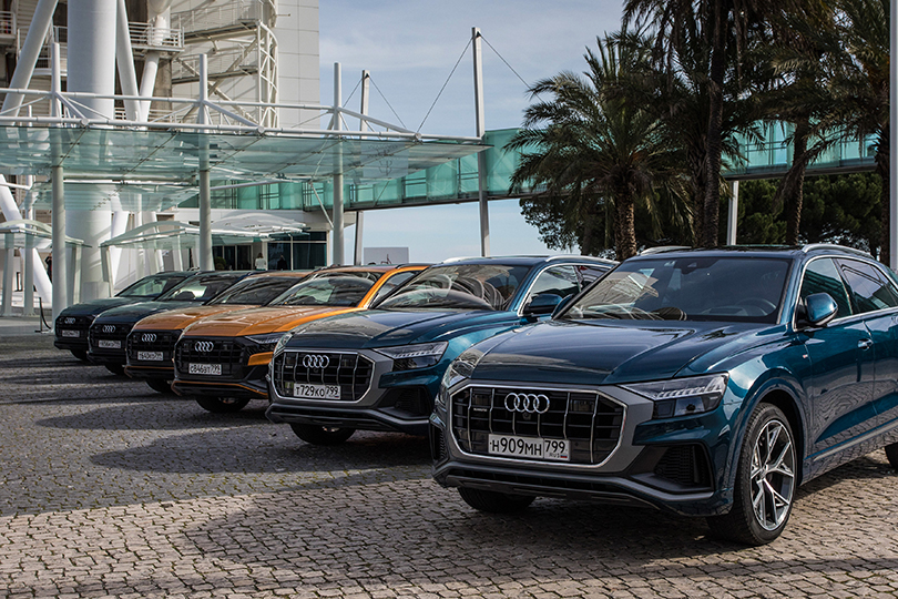 Cars with Jan Coomans. Audi Q8 review: finding method in madness