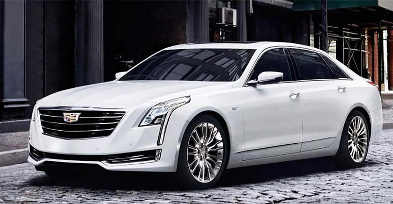 Cadillac CT6— новинка года