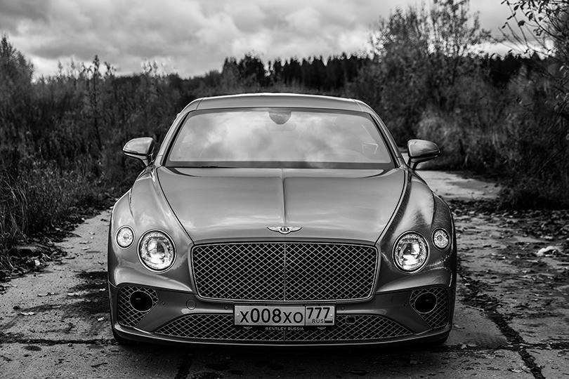 Авто с Яном Коомансом: новый Bentley Continental GT — всем сиквелам сиквел