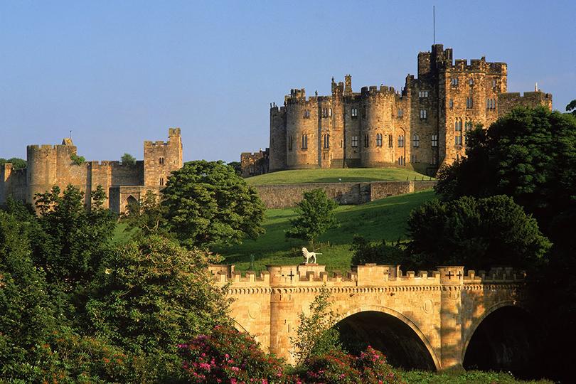 Живописные замки Великобритании. Дуврский замок