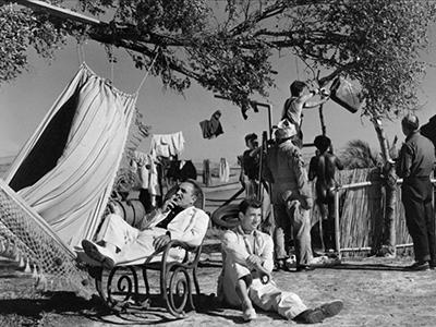 «Плата застрах»/ Lesalaire delapeur (1952, Франция— Италия) Анри-Жорж Клузо Гран-при