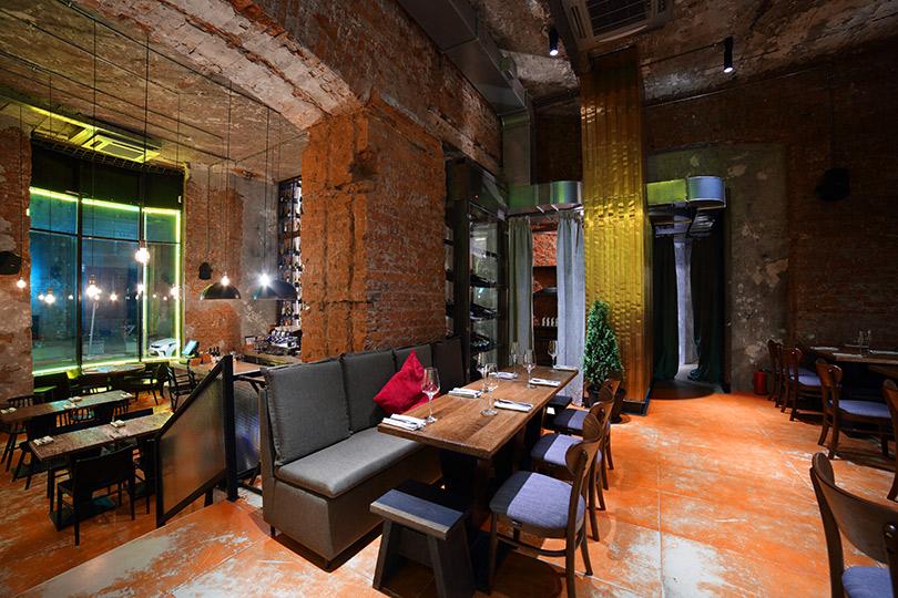Новый ресторан: Carne Vino Юлии Высоцкой
