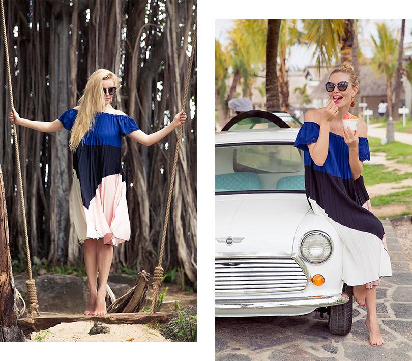 #postatravelnotes: Актриса Анна Чурина— омаврикийских пляжах, цветных песках икреольской кухне